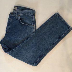 Wrangler Men's Blue Jeans Size 32/28